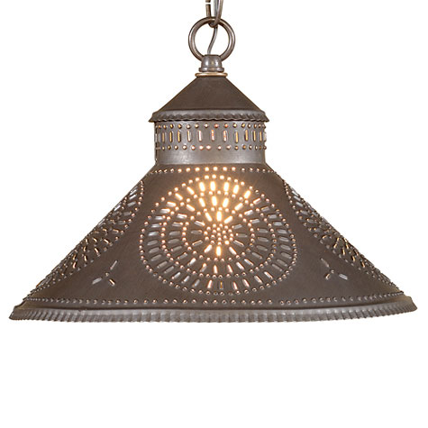 Stockbridge Shade Light With Design