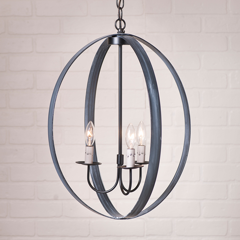 20 inch oval sphere chandelier irvins tinware quick view aloadofball Image collections
