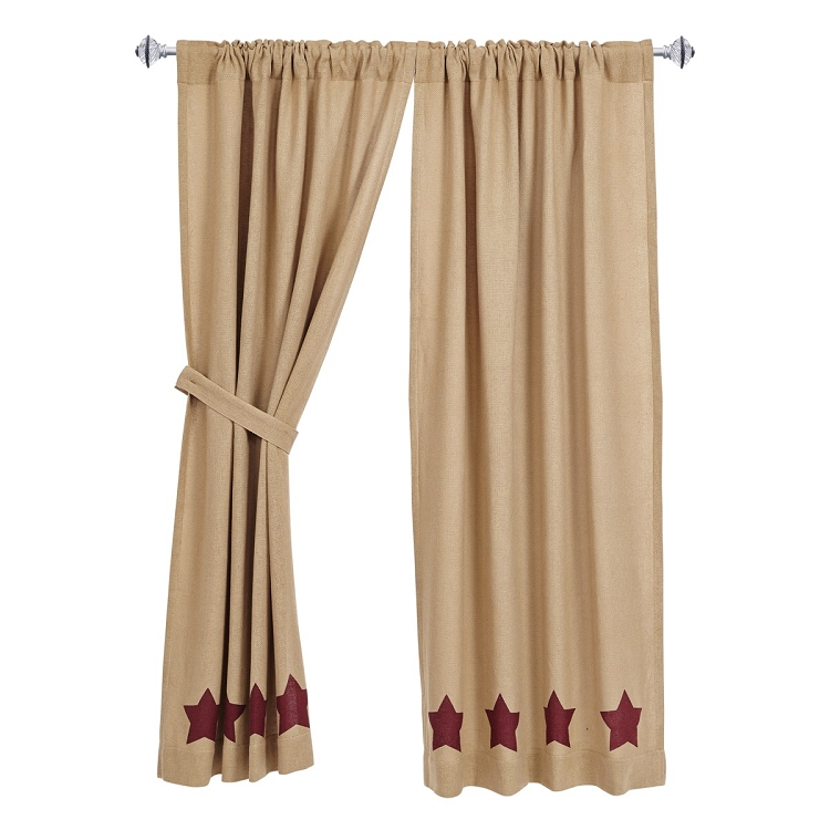 Country Sampler Kitchen Curtains