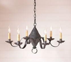 Concord Six-Arm Chandelier