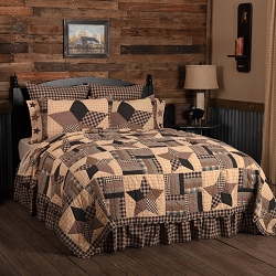 Bingham Star Quilted Bedding