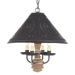 Homespun Shade Light