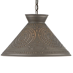 Roosevelt Shade Light Chisel Design