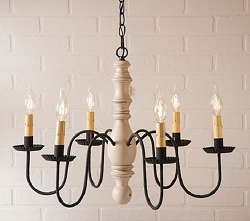 Manassas Sturbridge Six-Arm Chandelier