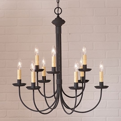 Grandview Nine-Arm Chandelier