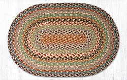 Multi 1 Braided Rug