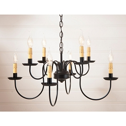 Bloomfield Two-Tier Chandelier