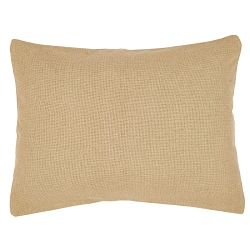 Burlap Natural Bedding Accessories