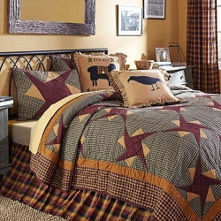 Folkways Quilted Bedding Set