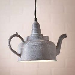 Kettle Pendant Light