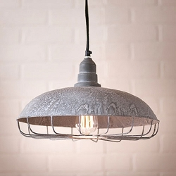 Supply Store Pendant Light
