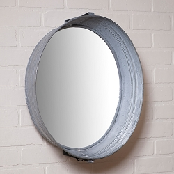 Washtub Mirror
