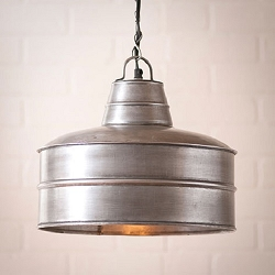 Baker's Pendant Light