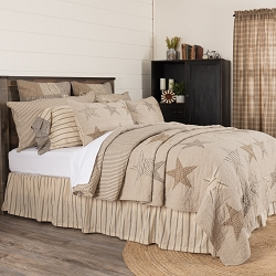 Sawyer Mill Star Quilted Bedding
