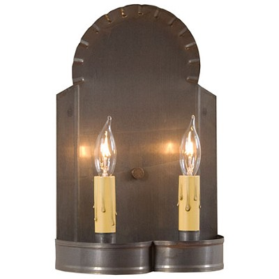 Hanover Double Wall Sconce
