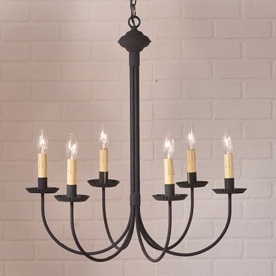 Grandview Six-Arm Chandelier