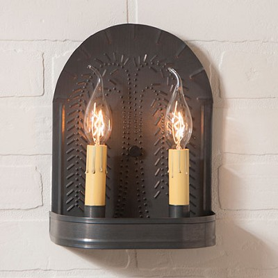 Willow Double Sconce