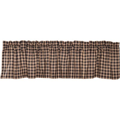 Bingham Star Plaid Curtain Collection