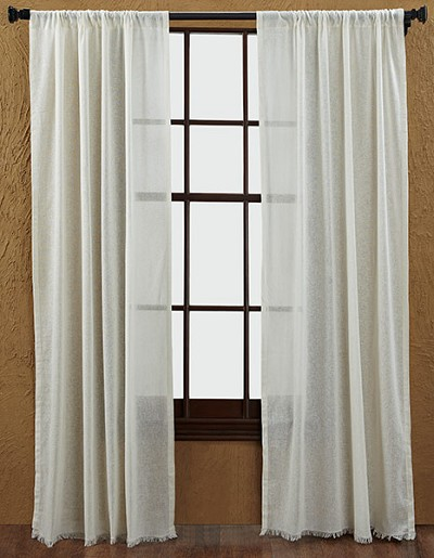 Tobacco Cloth Curtain Collection