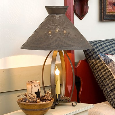 Betsy Ross Lamp with Star Design