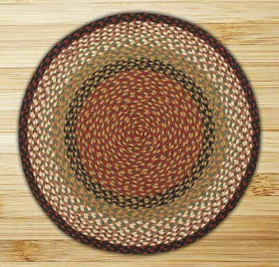 Round Braided Rug Collection