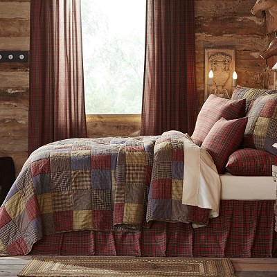 Cedar Ridge Quilted Bedding