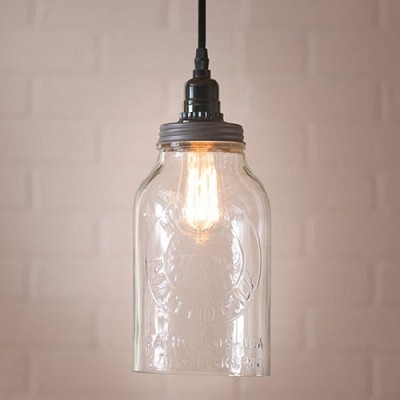 Hortics Jar Pendant Light