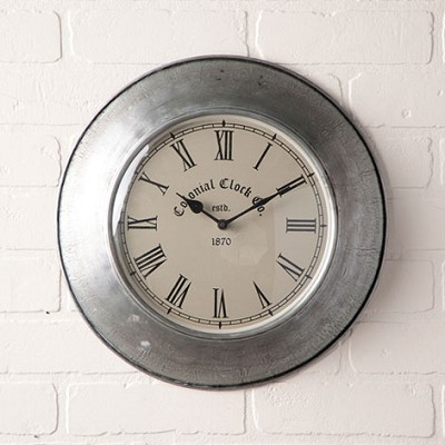 Springhouse Wall Clock