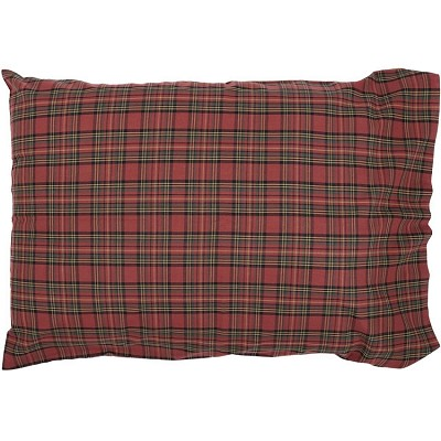 Tartan Red Plaid Bedding Accessories